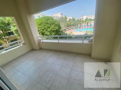 1 Bedroom Flat for Rent in Green Community, Dubai - LAVISH 1 BR ,POOL VIEW NEAR EXPO 2020