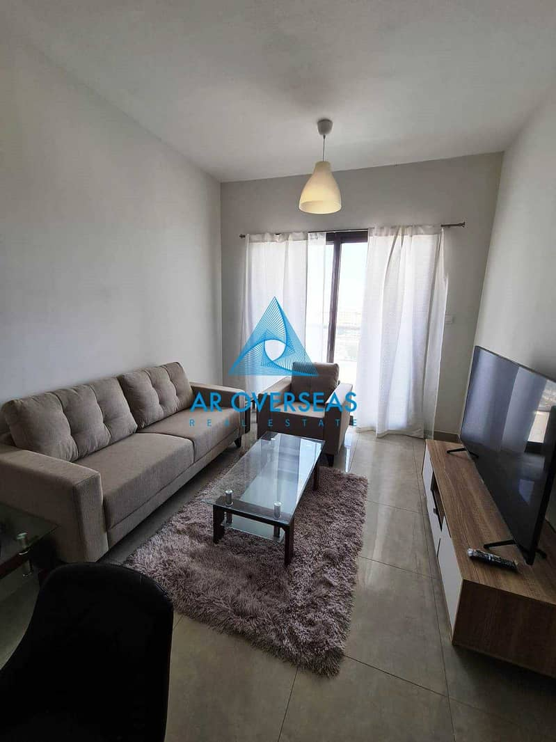 19 Fully Furnished Well Maintained 2 BHK Apart For Rent in Arjan