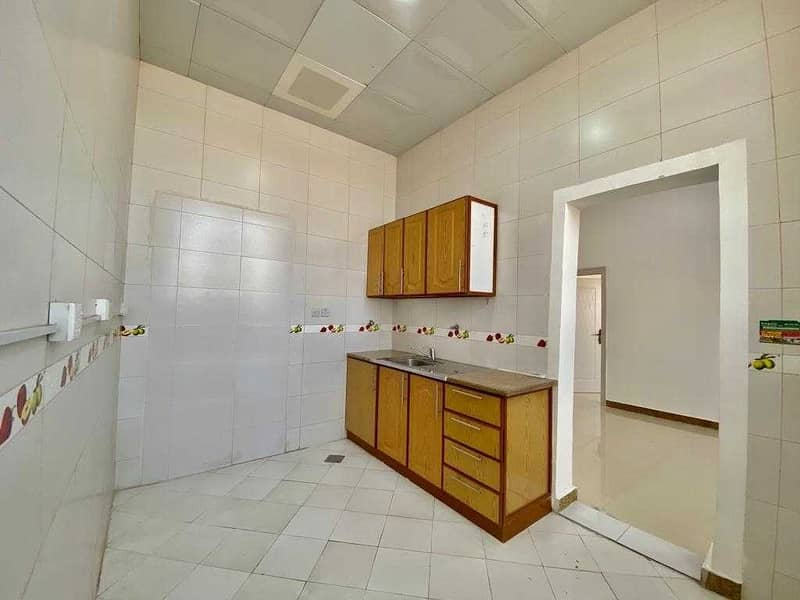2 Stunning studio apartment in muroor road /no commission fee!