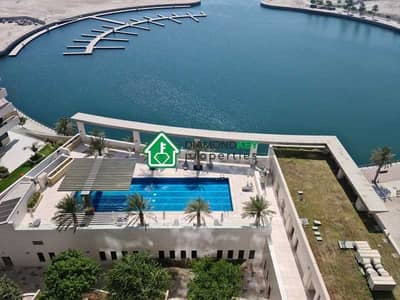 3 Bedroom Apartment for Sale in Al Reem Island, Abu Dhabi - Full Sea View with a balcony and 2 parking spots