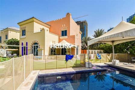 5 Bedroom Villa for Rent in Dubai Sports City, Dubai - Large Corner Plot | 5 Bed | December Move