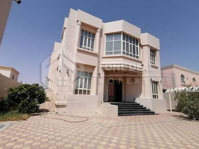 5 Bedroom Villa for Rent in Al Marakhaniya, Al Ain - Separate 5BHK Villa in Markhaniya Al Ain   Private yard
