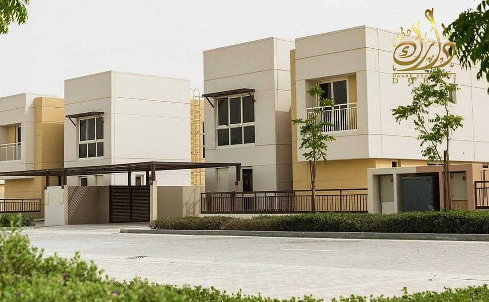 Flexible Payment Plan | Al Yasmeen  Al Zahia| Villa behind  Al Zahia city center