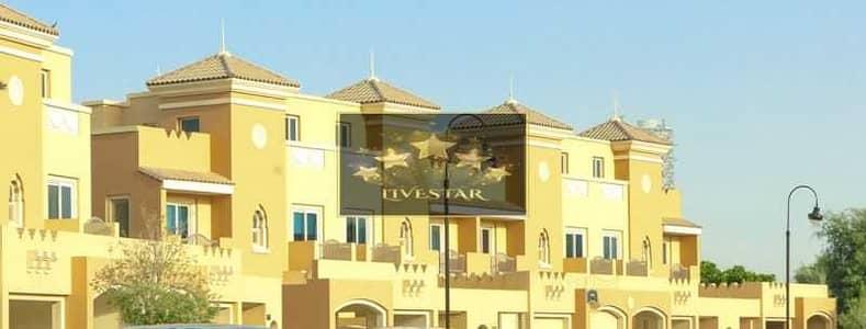 4 Bedroom Townhouse for Sale in Dubai Sports City, Dubai - Amazing Unit|4BR + Maid's + Storage|Private Pool