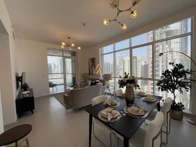 1 Bedroom Apartment for Sale in Business Bay, Dubai - Burj Khalifa View | Great Finishing | Semi Furnished