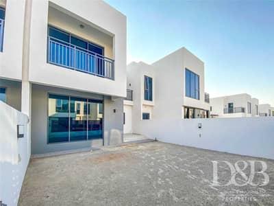 3 Bedroom Villa for Sale in Dubai Hills Estate, Dubai - Back to Back | Close to the Park | Tenanted