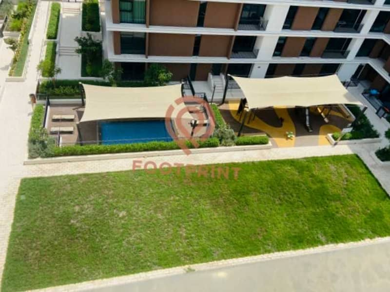 Brand New   2 Bed   Pool And Park View