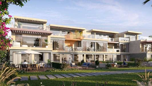 4 Bedroom Villa for Sale in DAMAC Hills (Akoya by DAMAC), Dubai - 4 Years Payment Plan    Type 15-M-L    4BR Villa