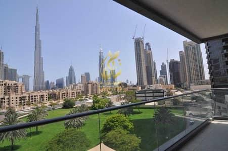فلیٹ 2 غرفة نوم للبيع في وسط مدينة دبي، دبي - Full Burj Views | Stunning 2BHK | Luxury Unit