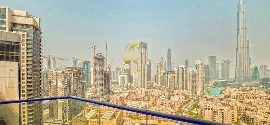 2 Luxury Penthouse   Burj Khalifa View   High Floor