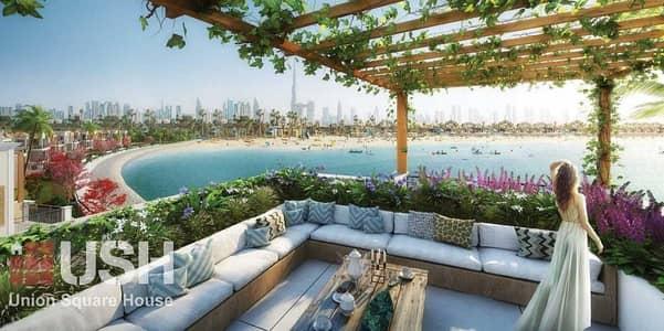فیلا 5 غرف نوم للبيع في جميرا، دبي - Genuine Resale   Exclusive   Full Sea/Beach View