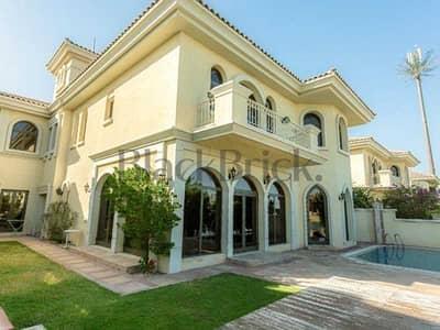 فیلا 4 غرف نوم للبيع في نخلة جميرا، دبي - فیلا في جاردن هومز سعفة E جاردن هومز نخلة جميرا نخلة جميرا 4 غرف 16000000 درهم - 5417706