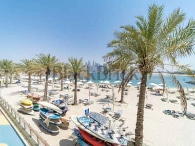 فلیٹ 1 غرفة نوم للبيع في نخلة جميرا، دبي - شقة في أوشيانا باسيفيك أوشيانا نخلة جميرا 1 غرف 2300000 درهم - 5417731