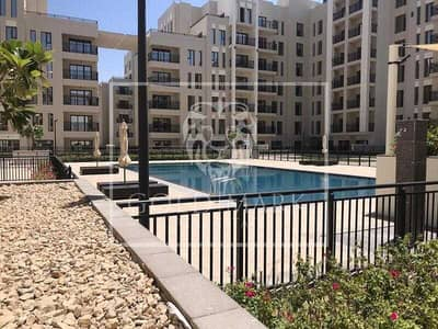 شقة 2 غرفة نوم للبيع في تاون سكوير، دبي - Spacious Terrace | Beautiful Layout | True stock