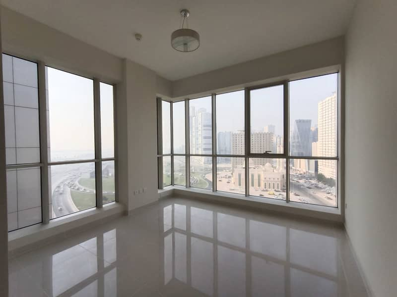 3-BR Unit Vecant Close to Dubia Border With Free Parking