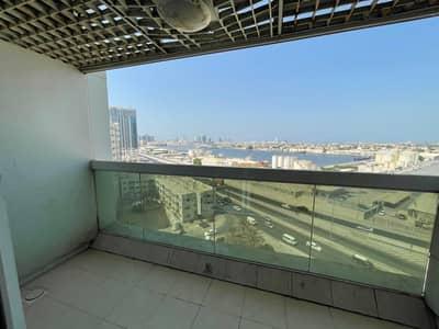 2 Bedroom Flat for Rent in Ajman Downtown, Ajman - 2 Bedroom Apartments with sea view for rent in Ajman