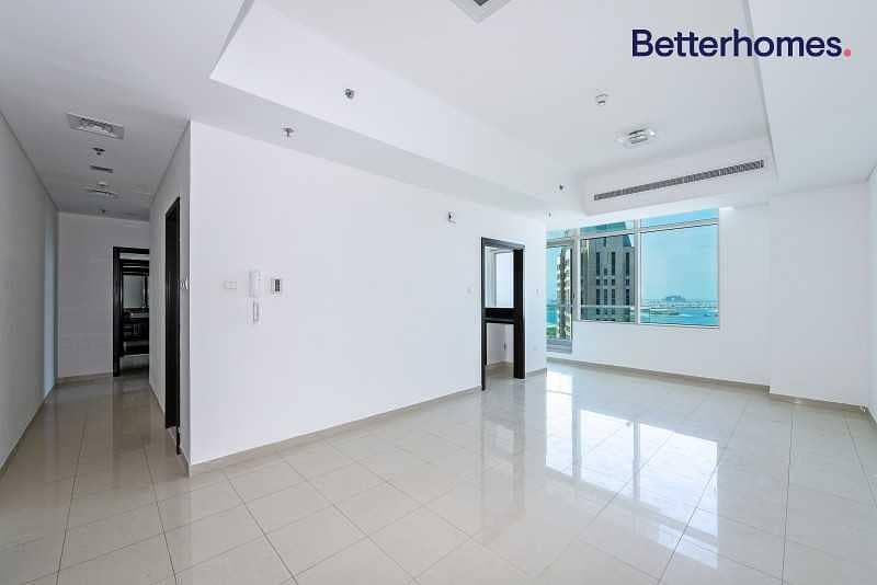 2 Managed   Sea View   2 BR + Balcony   Dubai Marina