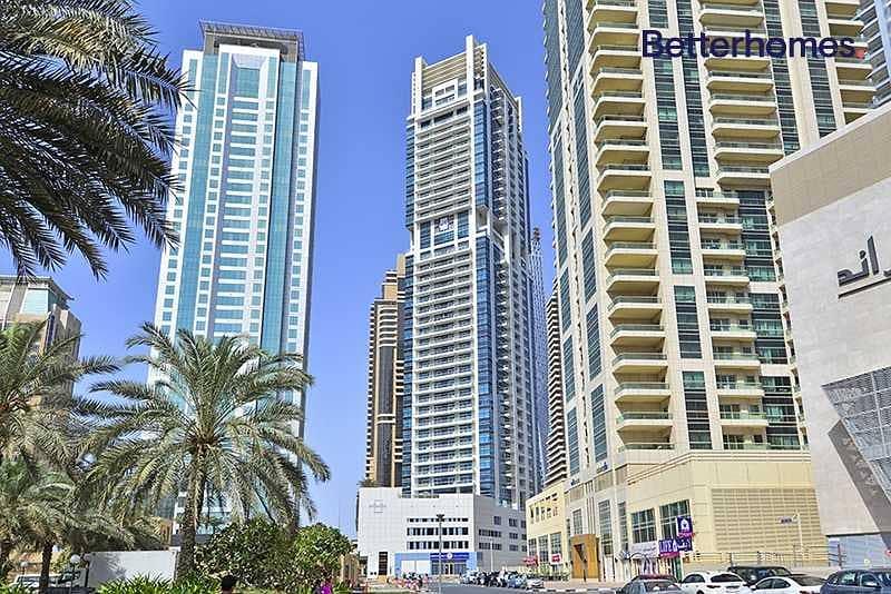 18 Managed   Sea View   2 BR + Balcony   Dubai Marina