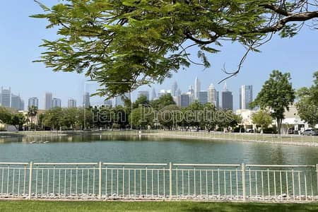 5 Bedroom Villa for Sale in The Meadows, Dubai - Fully upgrated 5 bedrooms Villa with Lake Views.