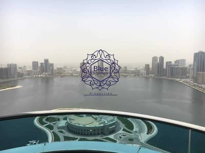 4 Bedroom Flat for Sale in Al Majaz, Sharjah - Luxurious 4 Bed Apartment on High Floor on Buhaira Corniche
