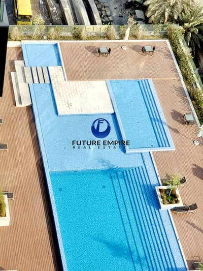 1 Bedroom Apartment for Rent in Dubai Festival City, Dubai - Luxury 1Bhk - One Month  Free - All Facilities