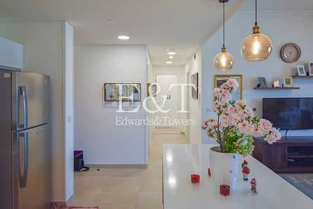 2 Bedroom Apartment for Sale in Jumeirah Golf Estates, Dubai - Beautiful 2Bed apartment for sale I Sky Views
