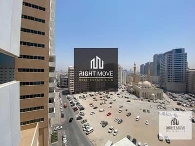 Studio for Rent in Al Sawan, Ajman - Brand New Studio For Rent  Garden View!!!!