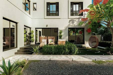 4 Bedroom Villa for Sale in Sharjah Sustainable City, Sharjah - A MODERN and Elegant Design SOLAR POWER 5BHK TOWNHOUSE VILLA FOR SALE