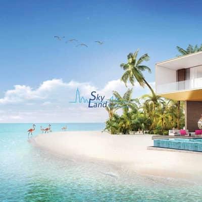 5 Bedroom Villa for Sale in The World Islands, Dubai - Magnificent 5 BR Villa   Private Beach   Stunning Sea Views