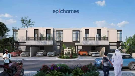 3 Bedroom Villa for Sale in Al Furjan, Dubai - New Launch | 4 Bed TH | Single Row