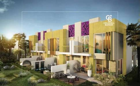 3 Bedroom Townhouse for Sale in DAMAC Hills 2 (Akoya Oxygen), Dubai - OP 1.5M|SELLING AT 1.2M WITH A 5 YEAR PAYMENT PLAN