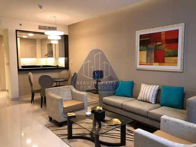 شقة 2 غرفة نوم للايجار في دبي وورلد سنترال، دبي - LUXURY FURNISHED 2BHK IN DUBAI SOUTH