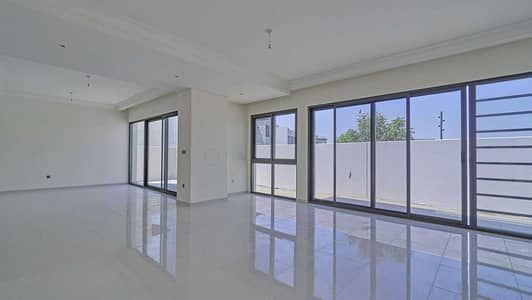 6 Bedroom Villa for Sale in DAMAC Hills 2 (Akoya Oxygen), Dubai - Single Row | Vacant | Pool and Park View