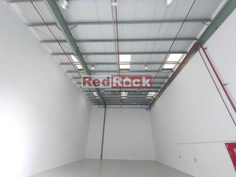 2 2187 Sqft Warehouse with 44KW Power in Jebel Ali