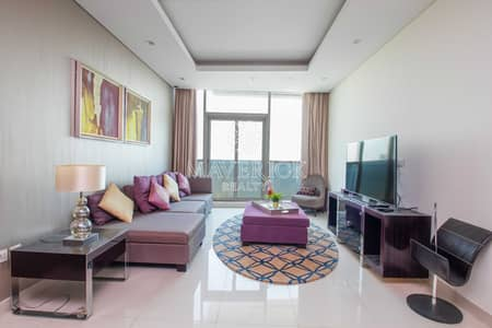 2 Bedroom Flat for Rent in Downtown Dubai, Dubai - Exclusive Furnished 2BR | Canal View | High Floor