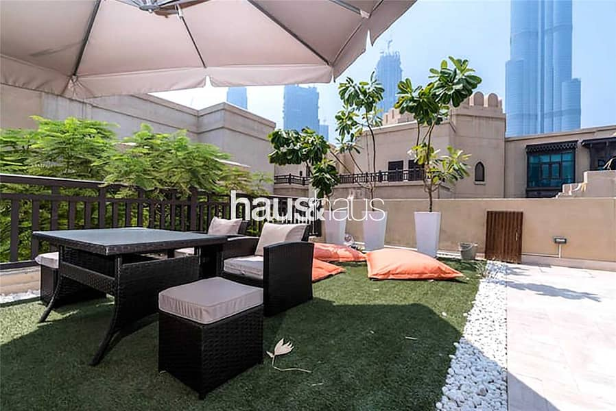 2 HIGH ROI |Fully upgraded Penthouse | Private pool