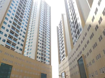 Studio for Rent in Ajman Downtown, Ajman - Ajman Pearl Towers Studio AED 11,000 for rent
