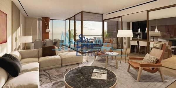 3 Bedroom Flat for Sale in Jumeirah, Dubai - 3-BR in Bulgari Sea View Corner Unit Spacious Payment Plan