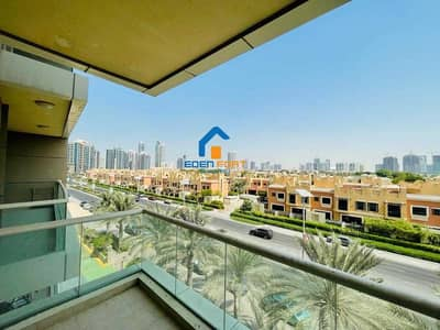 2 Bedroom Flat for Rent in Dubai Sports City, Dubai - Chiller Free - 2BR - Unfurnished - Golf View Residence - DSC