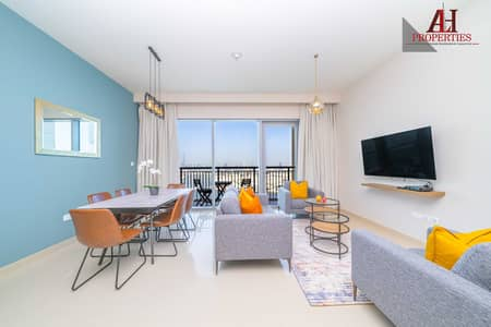 3 Bedroom Hotel Apartment for Rent in The Lagoons, Dubai - Dubai Creek View | Fully Furnished | All Bills Included