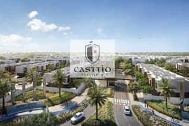 Own a villa near Expo, convenient location, delivery soon
