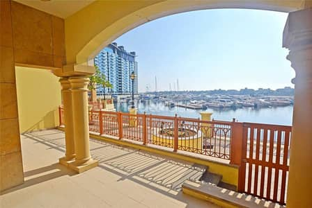 2 Bedroom Townhouse for Sale in Palm Jumeirah, Dubai - Townhouse | Rare | Sea view | Garage | Vacant