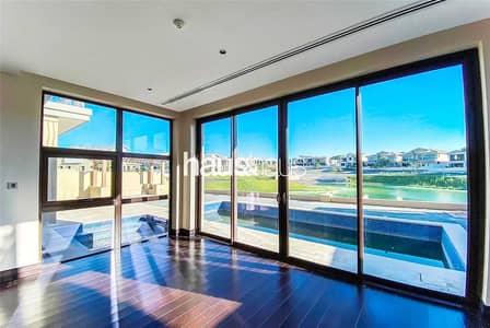 فیلا 5 غرف نوم للبيع في عقارات جميرا للجولف، دبي - Brand New | Lake View | Type A | Vacant