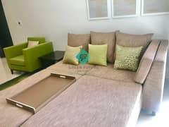 شقة في بناية سيليستيا دبي وورلد سنترال 1 غرف 550000 درهم - 5420944