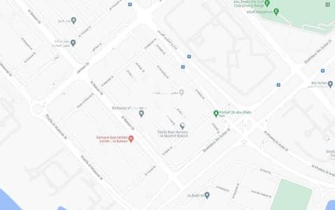 ارض سكنية  للبيع في البطين، أبوظبي - أرض سكنية في منطقة المحاربة للبيع .