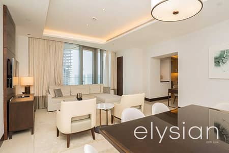 2 Bedroom Flat for Sale in Downtown Dubai, Dubai - Vacant 2 Bedroom | High Floor | Ocean & SZR View