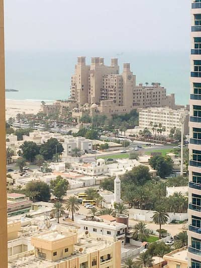 2 Bedroom Apartment for Sale in Al Sawan, Ajman - pay dawn payment and move to your own flat in Ajman one tower