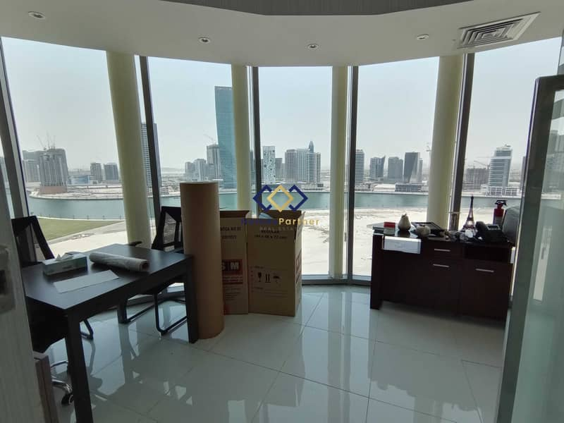 Furnished Unites for sale   Hot deal In The Market   Business bay canal view