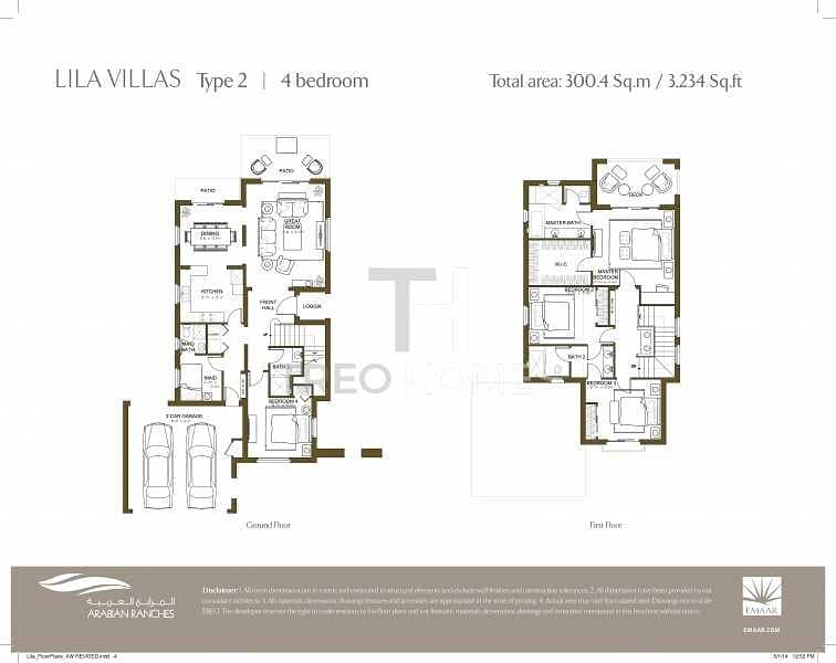 23 Never Lived In | Palm View | 4Beds+Maid