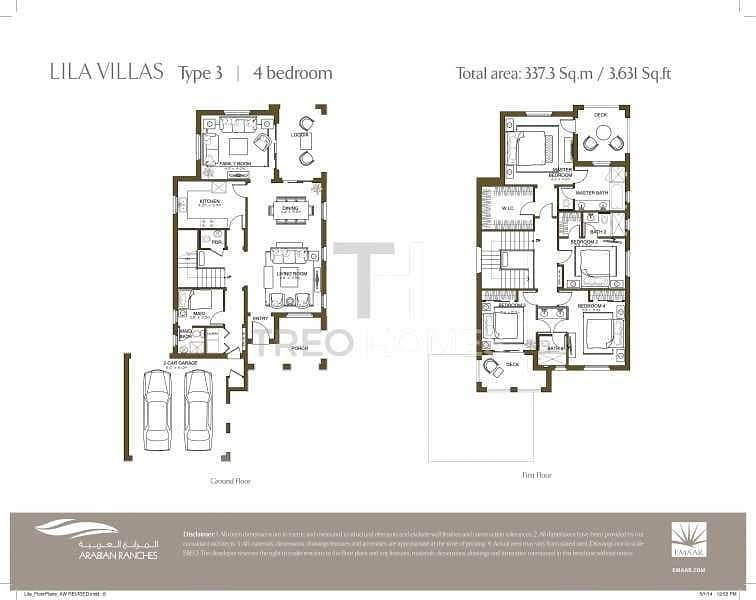 16 Single Row | Largest 4Bed+Maid | Type 3